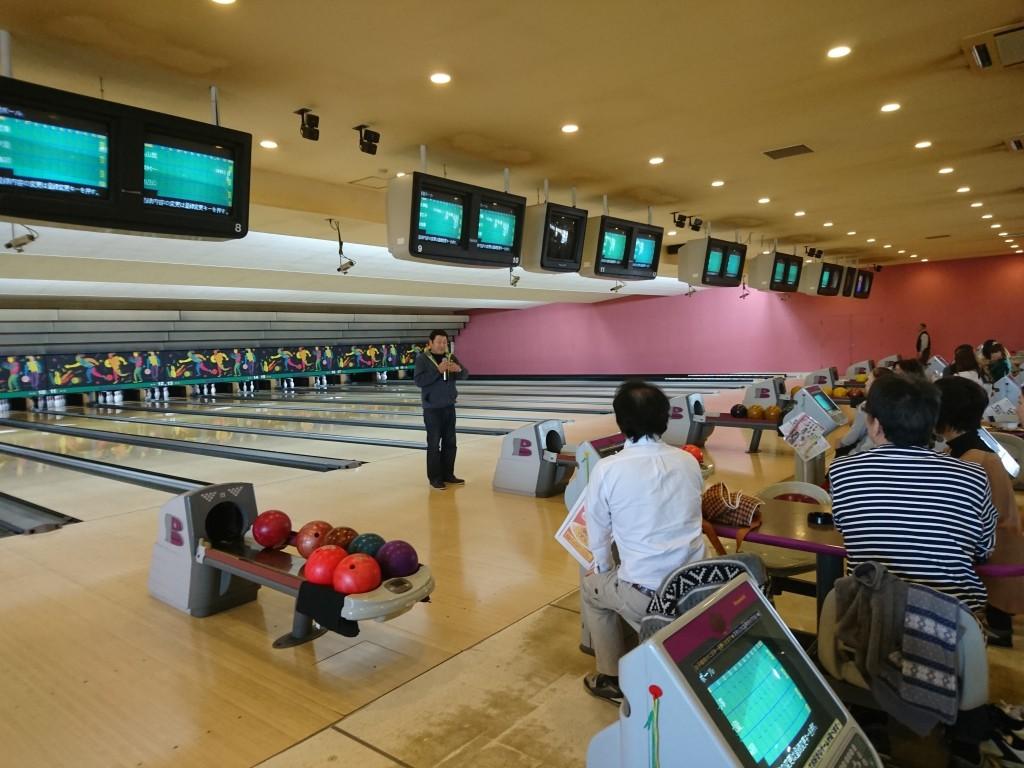 ▲開会式では、石井会長の選手たちへ向けて激励のあいさつがありました。
